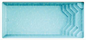 Schwimmbecken Ischia