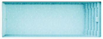 Schwimmbecken Kos