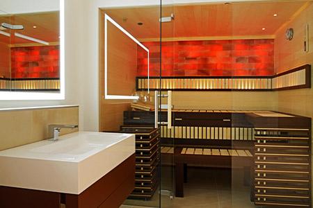 Sauna Varioline. Foto: saunalux